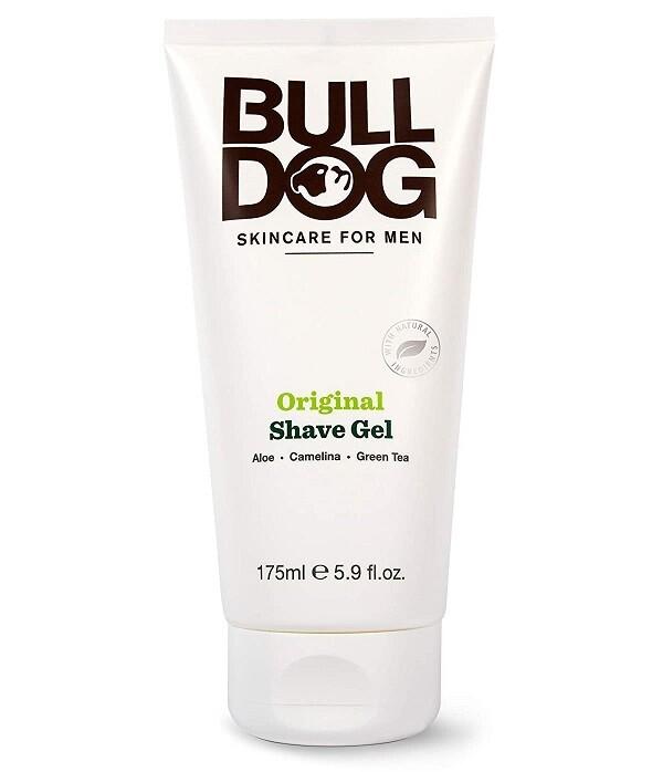 Bulldog Mens Original Shave Gel, 5.9 Ounce