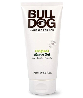 Bulldog Mens Original Shave Gel, 5.9 Ounce
