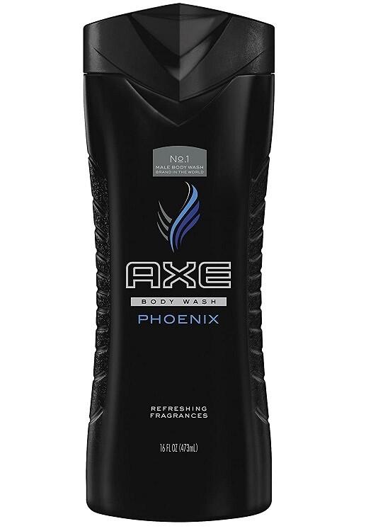 Axe Body Wash for Men Phoenix 16 fl Ounce