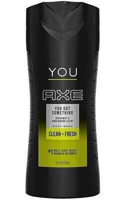 Axe Body Wash for Men, YOU, 16 fl Ounce