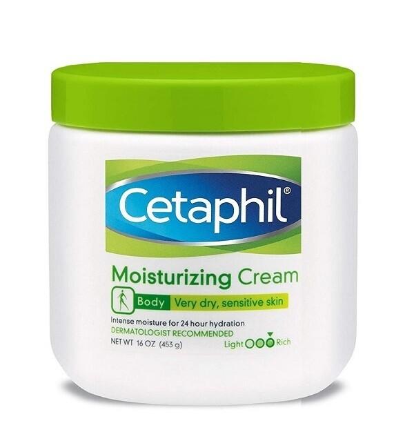 Cetaphil Fragrance Free Moisturizing Cream, 16 Ounce