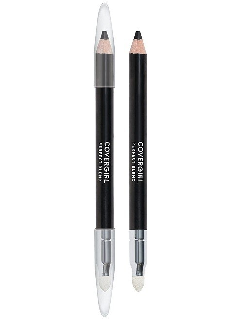 Covergirl Perfect Blend Eyeliner Pencil, #100, Basic Black, 1 Count