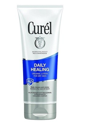Curel Daily Healing Original Body Lotion, 6 Ounce