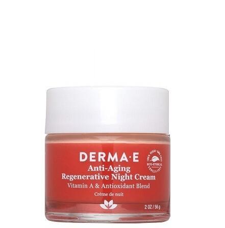 Derma E Anti-Aging Regenerative Night Cream, 2 Ounce