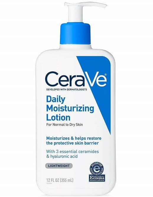 Cerave Daily Moisturizing Lotion, Normal to Dry Skin, 12 fl Ounce