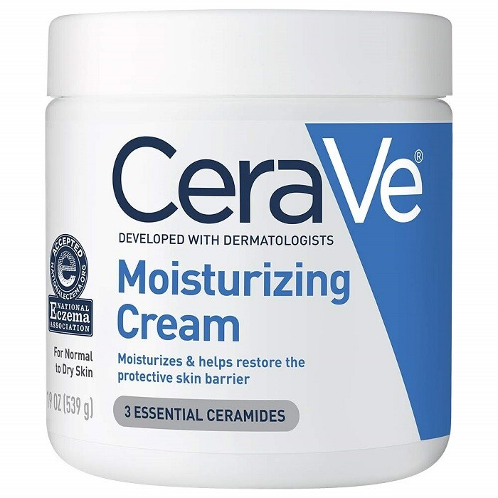 Cerave Moisturizing Cream for Normal to Dry Skin, 19 Ounce