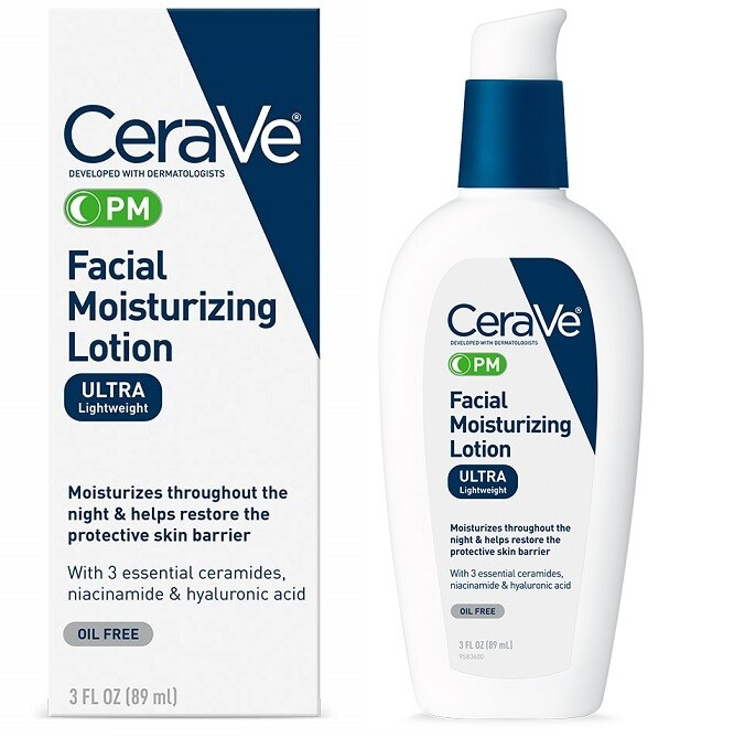 Cerave Facial Moisturizing Lotion PM, 3 Ounce