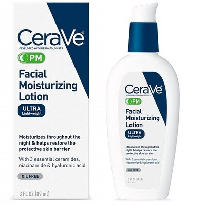 Cerave Facial Moisturizing Lotion PM, 3 Ounce