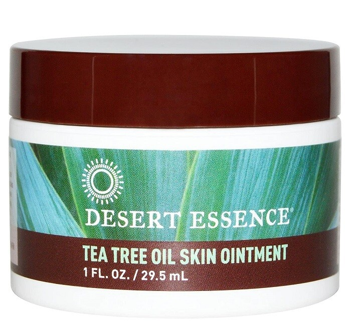 Desert Essence Tea Tree Oil Skin Ointment, 1 fl Ounce