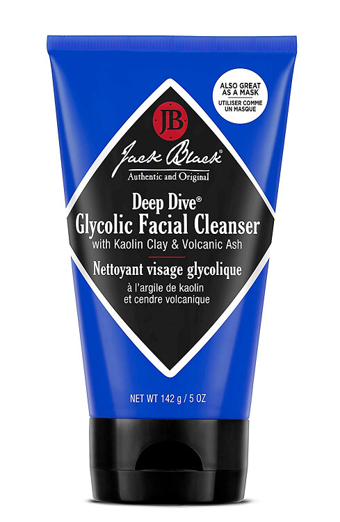 Jack Black Deep Dive Glycolic Facial Cleanser, 5 fl Ounce