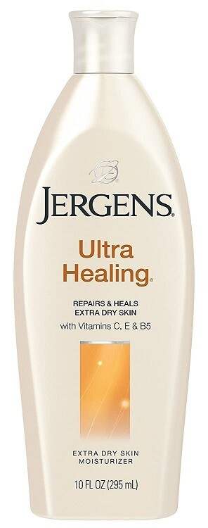 Jergens Ultra Healing Lotion for Dry Skin, 10 Ounce