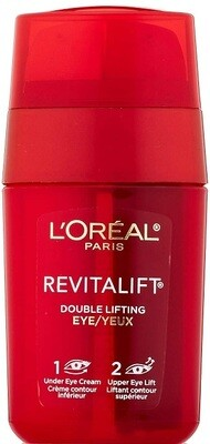 LOreal Paris RevitaLift Double Lifting Eye Cream, 0.5 Ounce