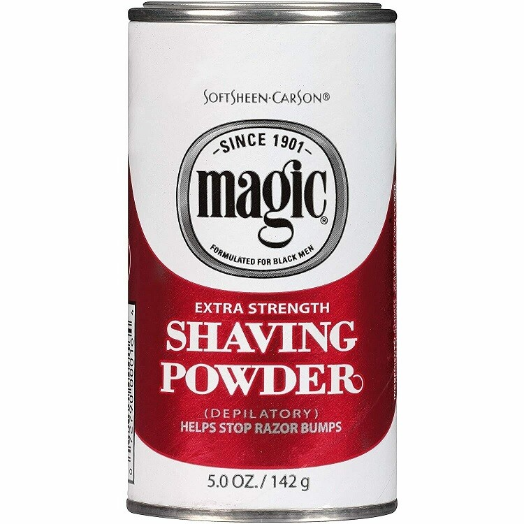 Magic Extra Strength Shaving Powder, 5 Ounce