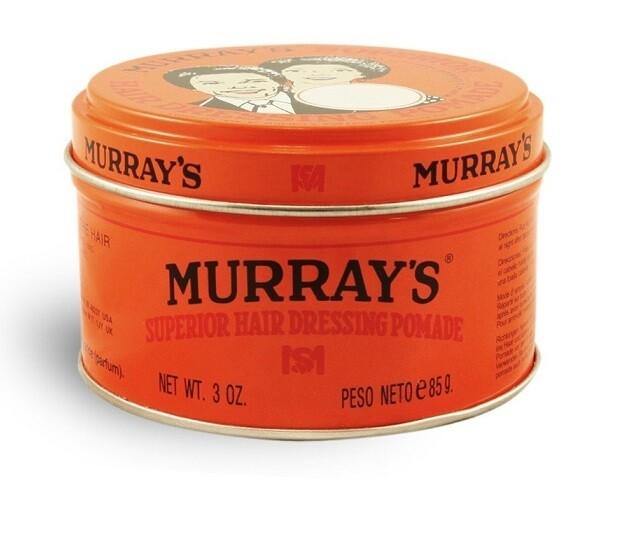 Murrays Superior Hair Dressing Pomade, 3 Ounce