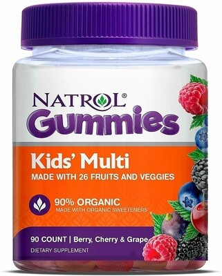Natrol Multivitamin Gummy for Kids, 90 Gummies