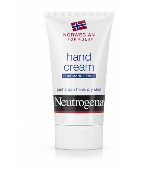Neutrogena Norwegian Formula Hand Cream, Fragrance Free, 2 Ounce