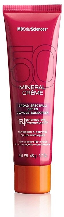 MDSolarSciences Mineral Creme SPF 50, 1.7 Ounce