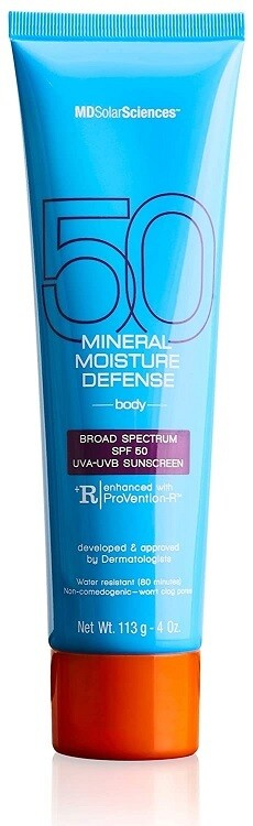 MDSolarSciences Mineral Moisture Defense SPF 50, 4  Ounce