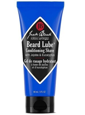 Jack Black Beard Lube Conditioning Shave, 3 fl Ounce
