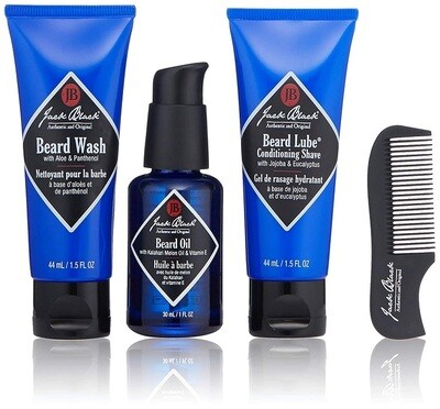 Jack Black Beard Grooming Kit, 1 Set