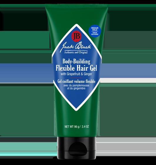 Jack Black Body Building Hair Gel, 3.4 fl Ounce
