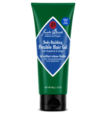 Jack Black Body Building Hair Gel, 3.4 fl Ounce