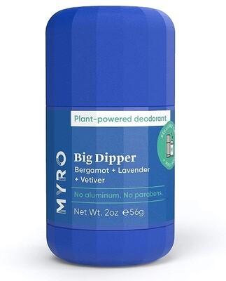 Myro Plant Powered Deodorant Big Dipper, 2 Ounce