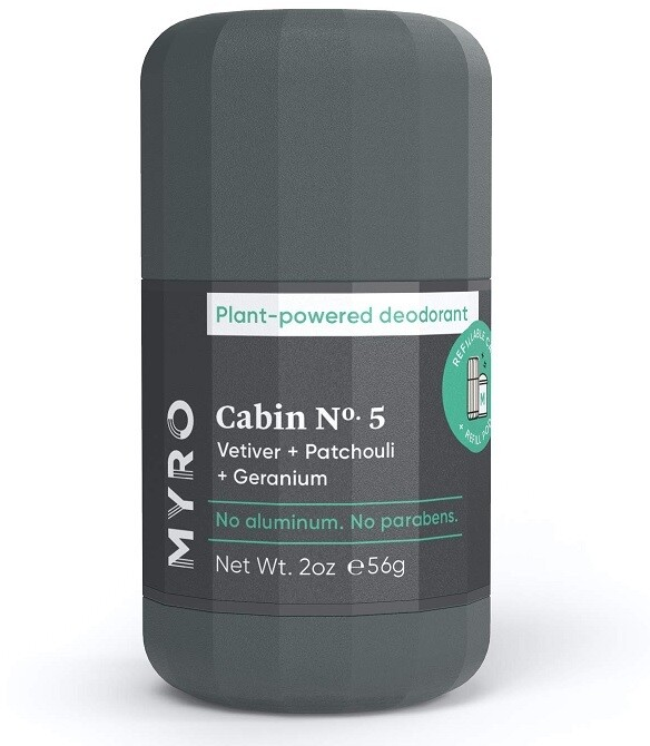 Myro Plant Powered Deodorant Cabin No.5, 2 Ounce