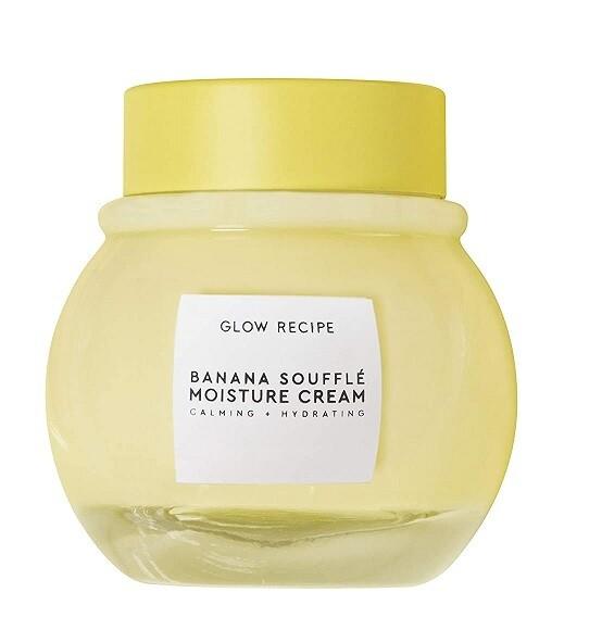 Glow Recipe Banana Souffle Facial Moisturizer Cream, 1.7 fl Ounce