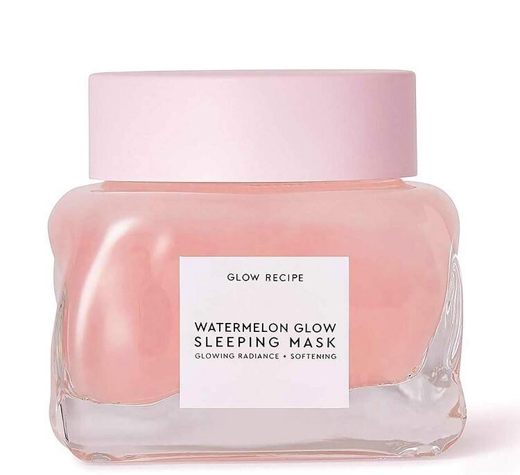 Glow Recipe Watermelon Glow Sleeping Face Mask, 2.7 fl Ounce