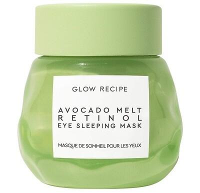 Glow Recipe Avocado Melt Retinol Eye Sleeping Mask, 0.5 fl Ounce