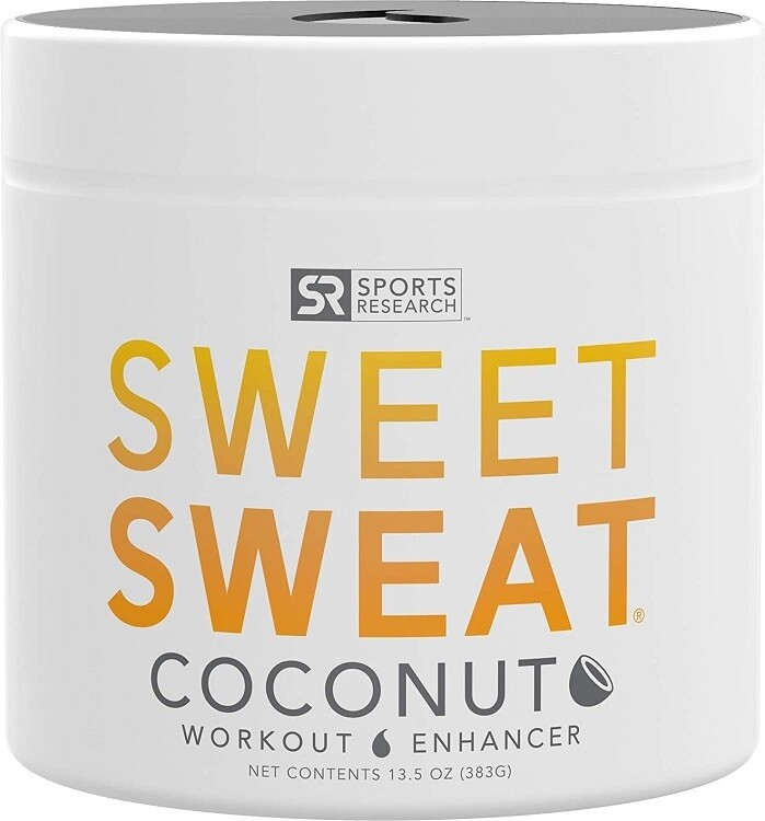 Sports Research Sweet Sweat Workout Enhancer Gel, 13.5 Ounce
