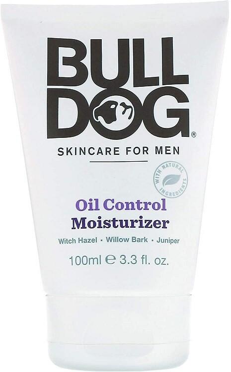 Bulldog Skincare For Men Oil Control Moisturizer, 3.3  fl Ounce