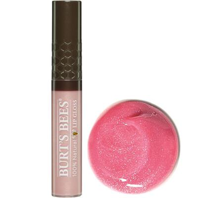 Burt's Bees 100% Natural Moisturizing Lip Gloss, Rosy Dawn, 1 Tube