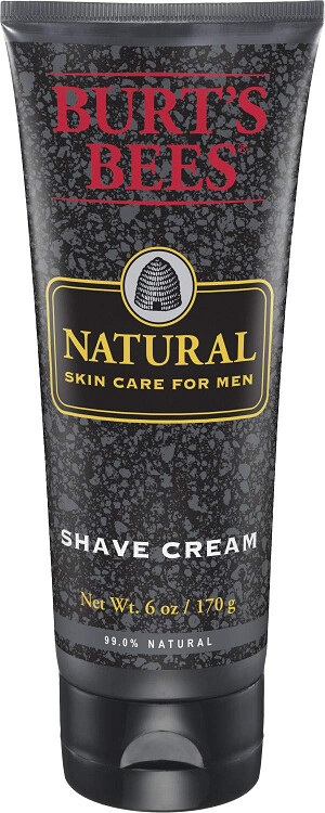 Burt's Bees Mens Shave Cream, 6 Ounce