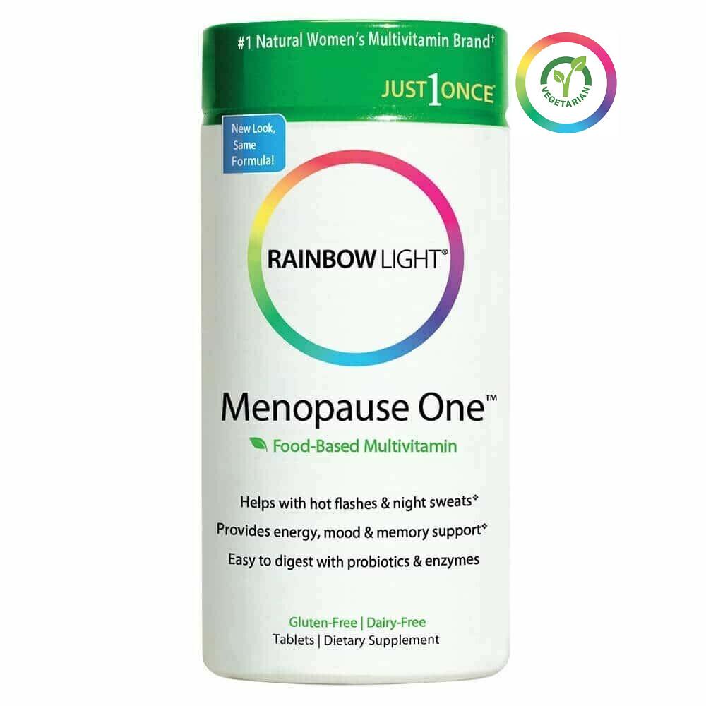 Rainbow Light Menopause One Multivitamin, 90 Tablets