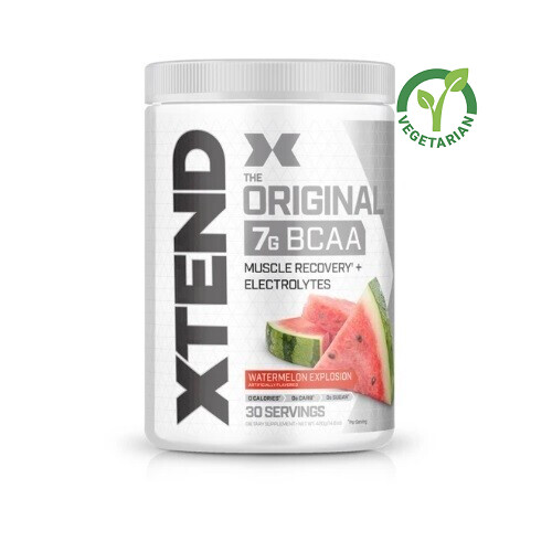 Scivation Xtend Original Bcaa, Watermelon Explosion, 30 Servings