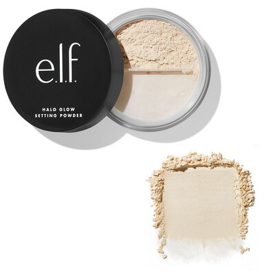 e.l.f Halo Glow Setting Powder, Light, 0.24 Ounce