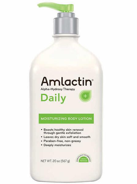 AmLactin Moisturizing Body Lotion, 20 Ounce