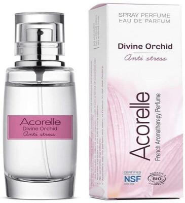 Acorelle Eau de Parfum Spray Perfume, Divine Orchid,1 Ounce