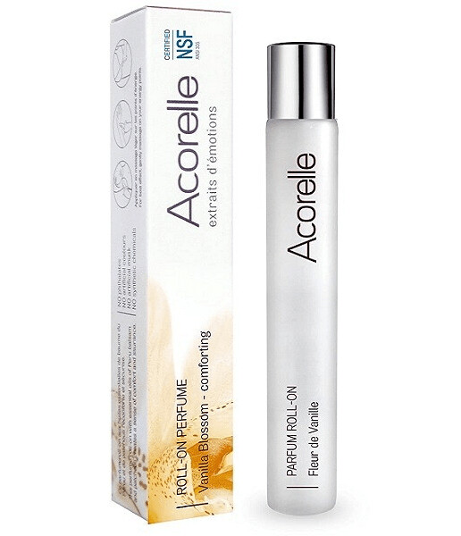 Acorelle, Perfume RollOn, Vanilla Blossom, 0.33 Ounce