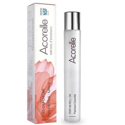 Acorelle Perfume RollOn, Pure Patchouli, 0.33 Ounce