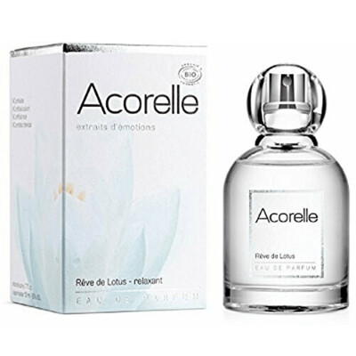 Acorelle Relaxing Lotus Perfume, 1.7 Ounce