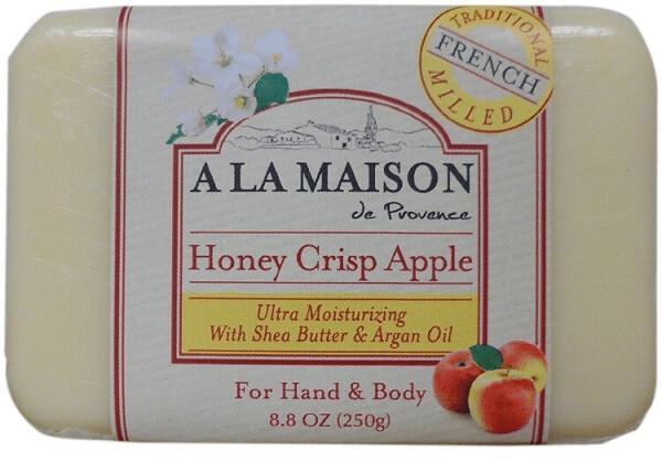 A La Maison Honey Crisp Apple Hand and Body Soap, 8.8 Ounce