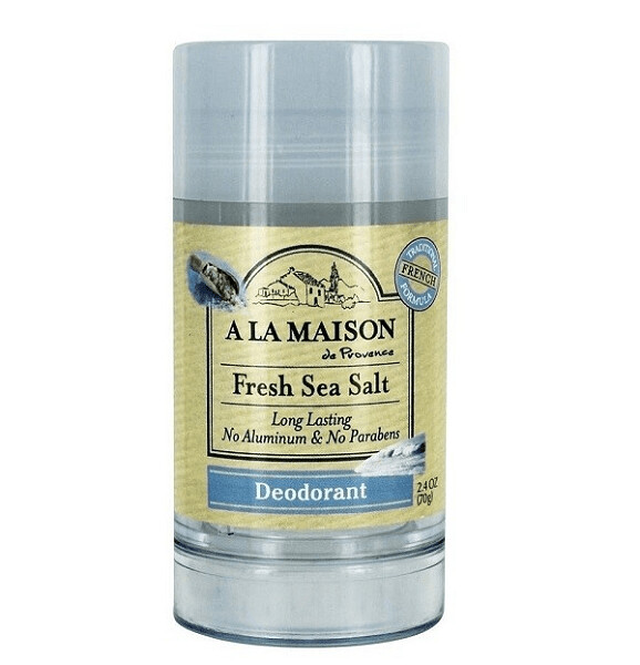 A La Maison Long Lasting Deodorant, Fresh Sea Salt, 2.4 Ounce