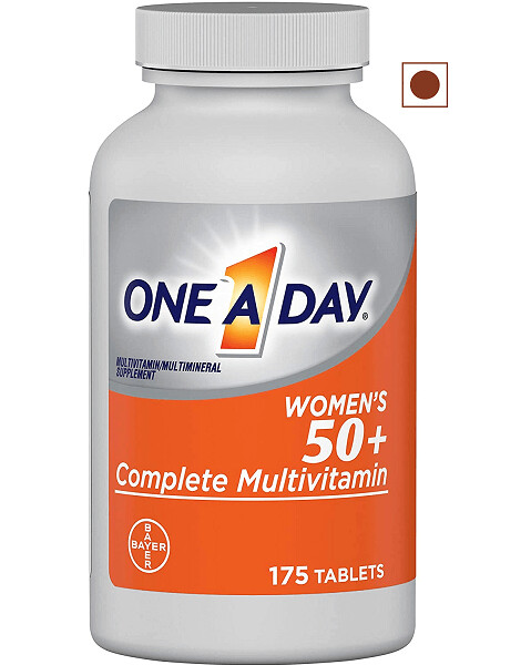 One A Day Women's 50+ Multivitamins, 175 Tablets