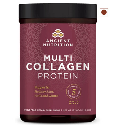 Ancient Nutrition Multi Collagen Protein Powder, 16.2 Ounce