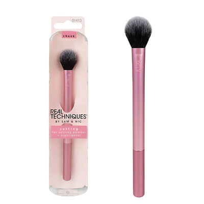 Real Techniques Professional Setting Makeup Brush, 1 Count