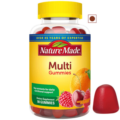 Nature Made® Multi Vitamin, 90 Gummies