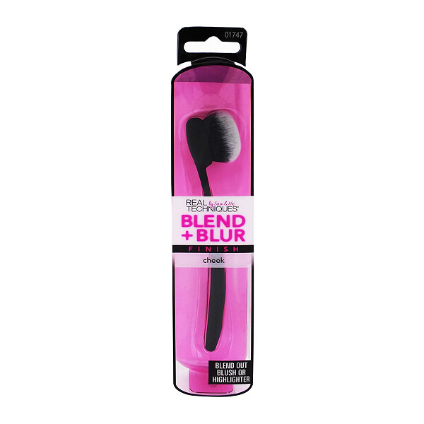 Real Techniques Blend + Blur Small Makeup Brush, 1 Count